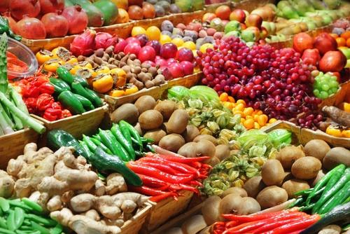 Nông sản thực phẩm