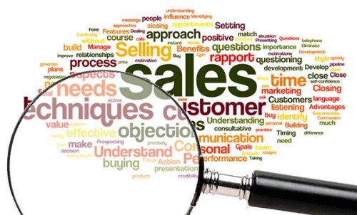 Thuật ngữ nghề sales
