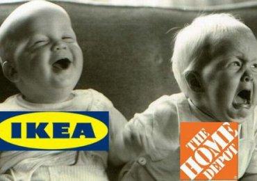"""Đều là nội thất """"bắt"""" khách tự lắp ráp, nhưng tại sao IKEA thành công vang dội ở Trung Quốc còn Home Depot phải cuốn gói về nước?"""