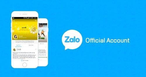 Hướng dẫn cách tạo và kinh doanh trên Zalo Page (Zalo Official Account)