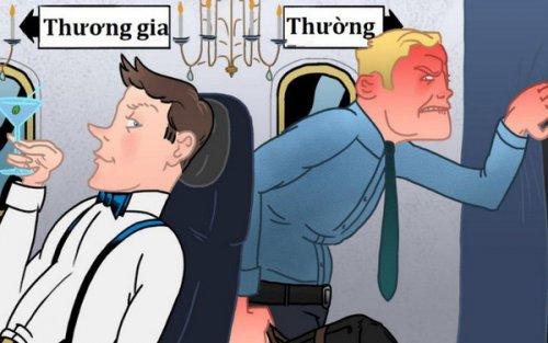 """Vé máy bay – Một quãng đường, nhiều giá bán: Mô hình kinh doanh """"lợi dụng"""" túi tiền và sự khó chịu của khách hàng"""