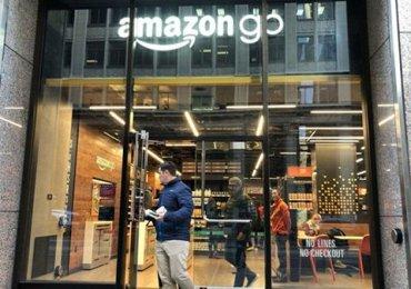 Bên trong cửa hàng tiện lợi của Amazon Go: Tương lai của bán lẻ