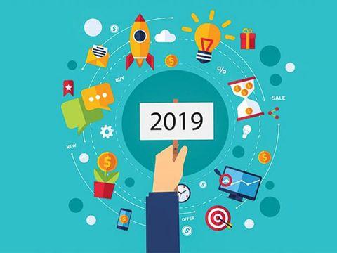 10 xu hướng tiếp thị cần quan tâm trong năm 2019