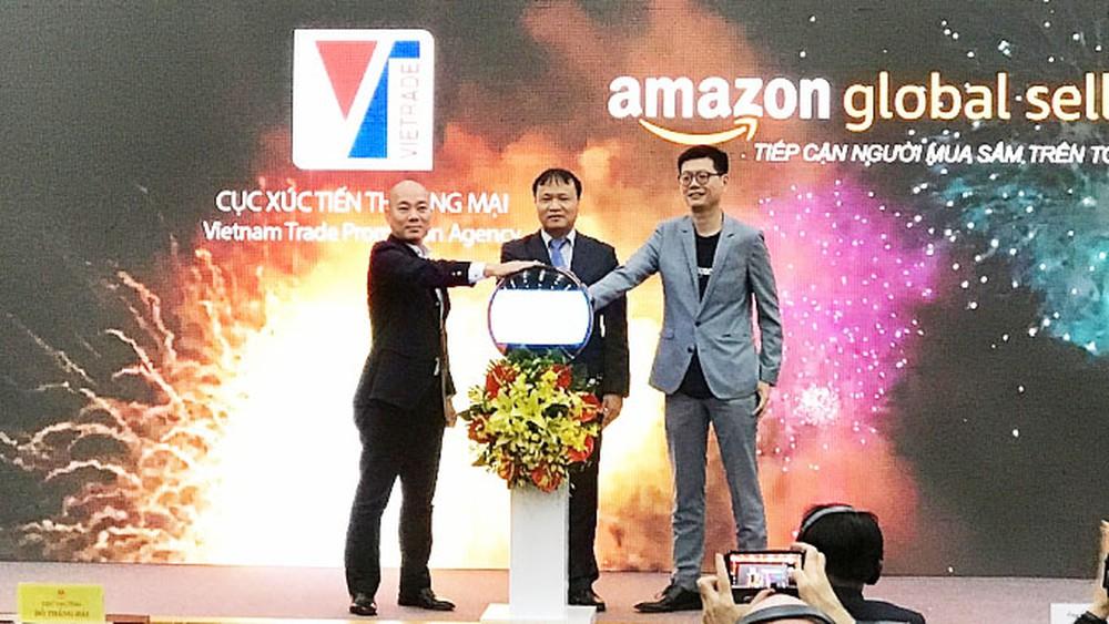 Hợp tác với Amazon: Doanh nghiệp Việt Nam có cơ hội tiếp cận 300 triệu khách hàng trên toàn cầu