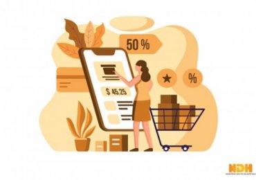 Người Việt chi bao nhiêu tiền để mua sắm trực tuyến?