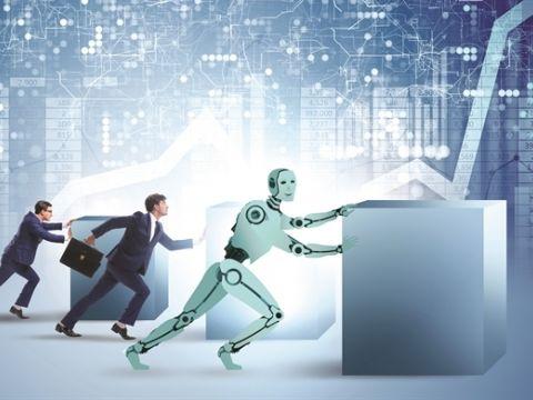 Tư duy lãnh đạo: Thông minh hơn A.I – Chạy đua cùng robot
