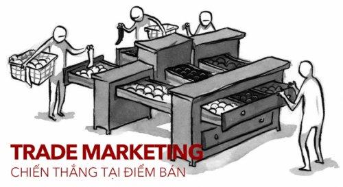 Trade Marketing: Chiến thắng tại điểm bán