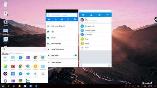 Hướng dẫn cài Android song song với Windows cho PC và Laptop