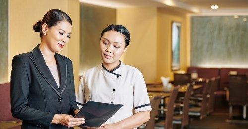 Mẫu nhân viên hoàn hảo cho nhà hàng – quán ăn