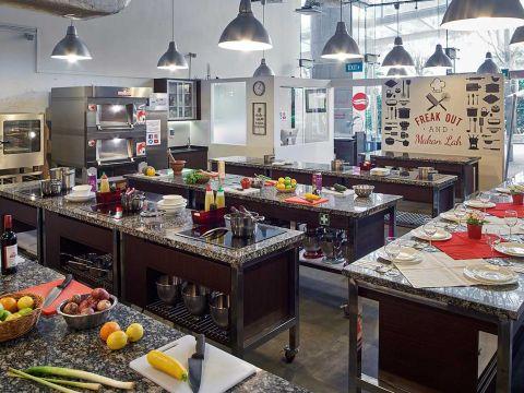 Những nguyên tắc thiết kế bếp chuẩn nhà hàng