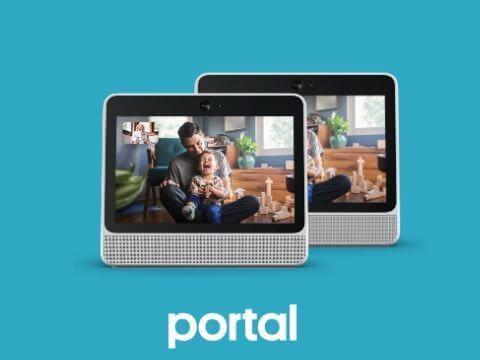 Facebook hỗ trợ tính năng gọi video nhóm qua Messenger Rooms trên Portal