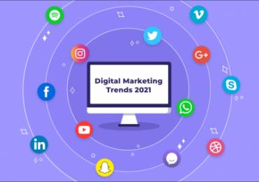 5 xu hướng chủ đạo Digital Marketing năm 2021