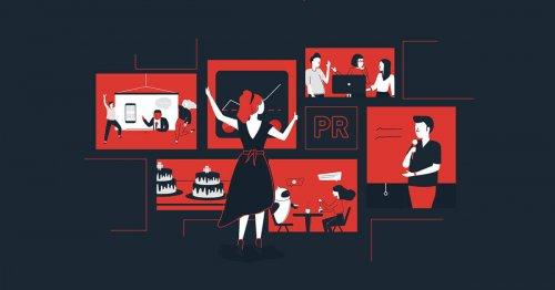 Ứng dụng mô hình PESO cho PR hiện đại