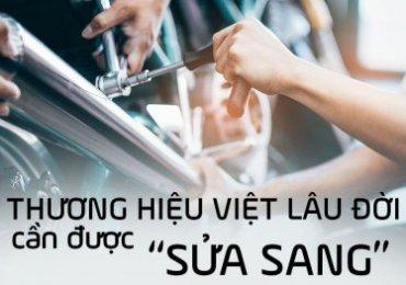 """Câu chuyện về chiếc xe máy và cách """"sửa sang"""" một thương hiệu Việt lâu đời"""