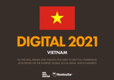 Digital Vietnam 2021 – We Are Social: Người Việt ngày càng ưu tiên mạng xã hội và mua sắm qua di động