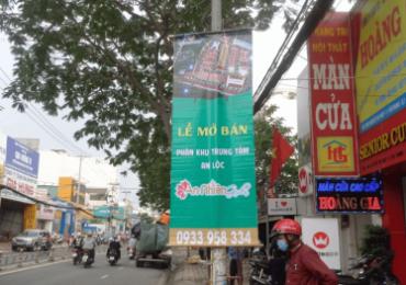 Cần phải tuân thủ quy định, thủ tục gì khi treo băng-rôn, phướn, banner quảng cáo tại Việt Nam?